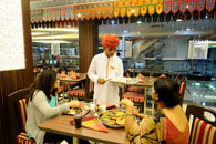 Suruchi is a good place to eat in Raipur