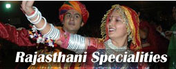 Rajasthani Specialities