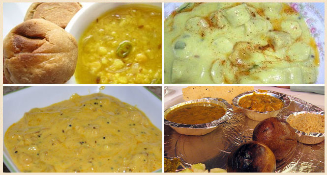 Find Rajasthani food in Delhi