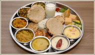 Best Vegetarian Diet, Rajdhani Vegetarian Dishes