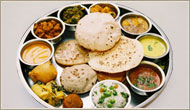 Pure Veg Lunch, Indian Vegetarian Dishes